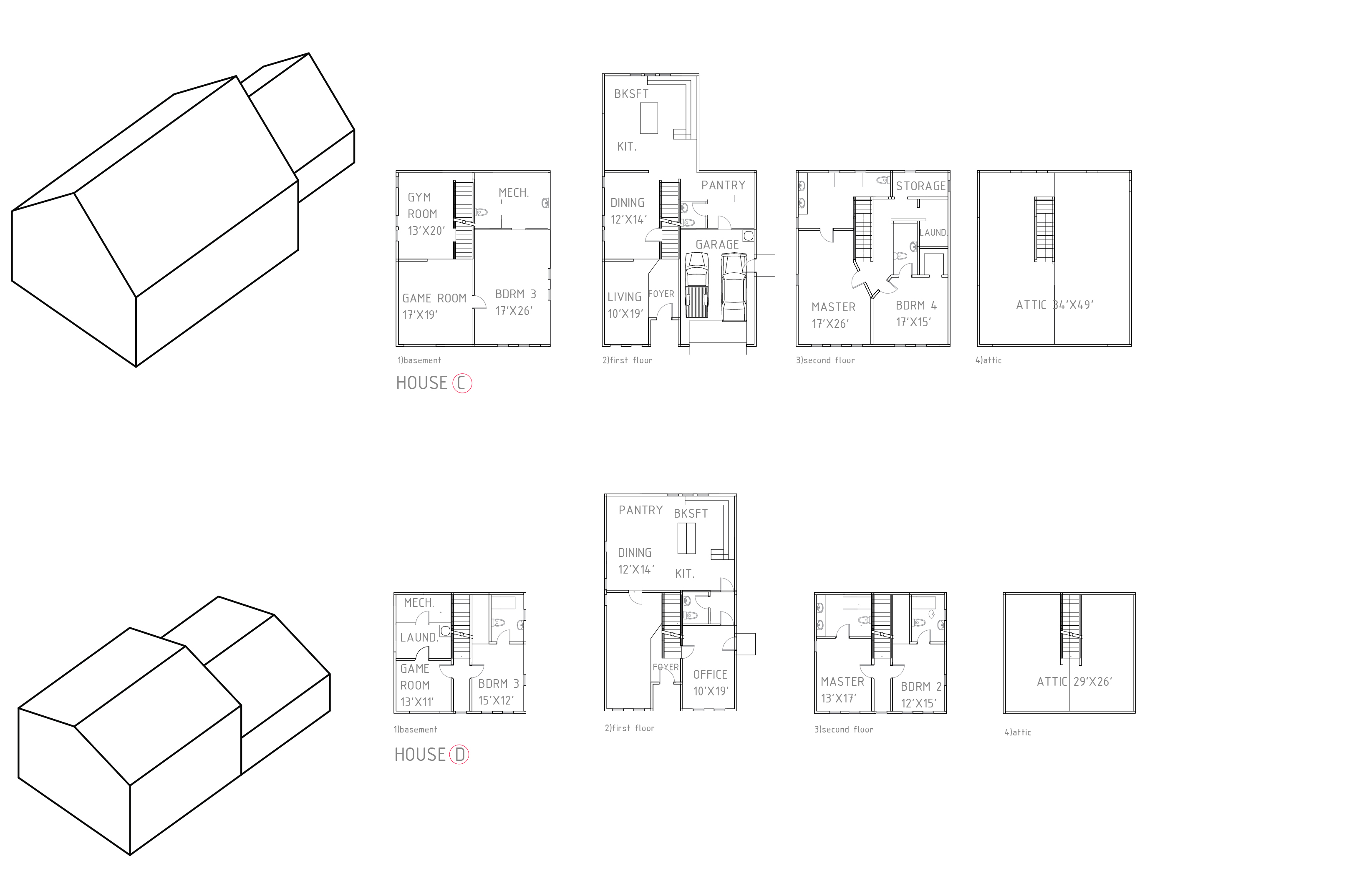 Floor Plans Youngstown